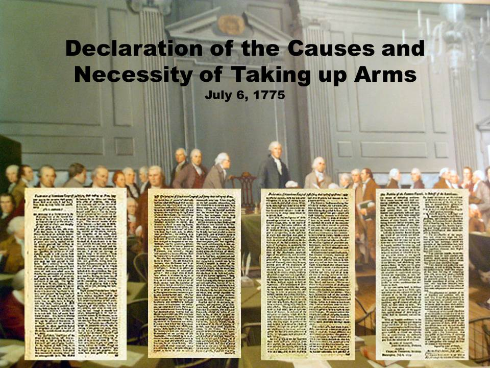 declaration-of-arms